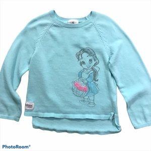 Disney Animator's Belle Sweater